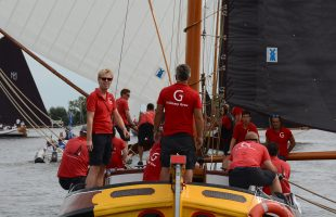 SKS 2019: 1e plaats in Lemster baai